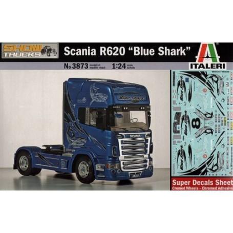 Scania R620 'Blue Shark'