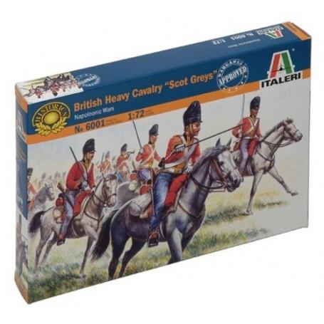 Scots Greys Heavy Cavalry (1815)