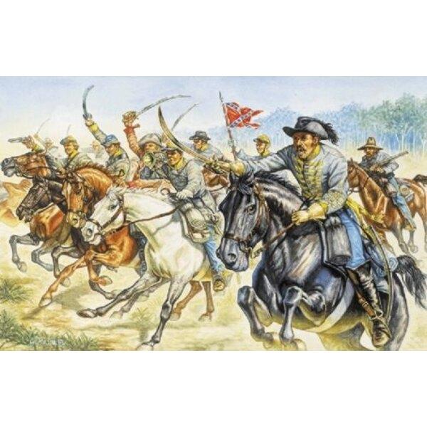 Caballería confederada