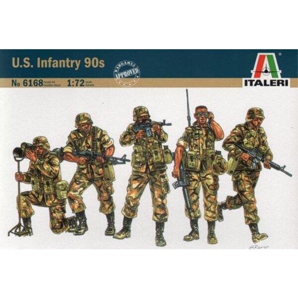Infanterie US 1990