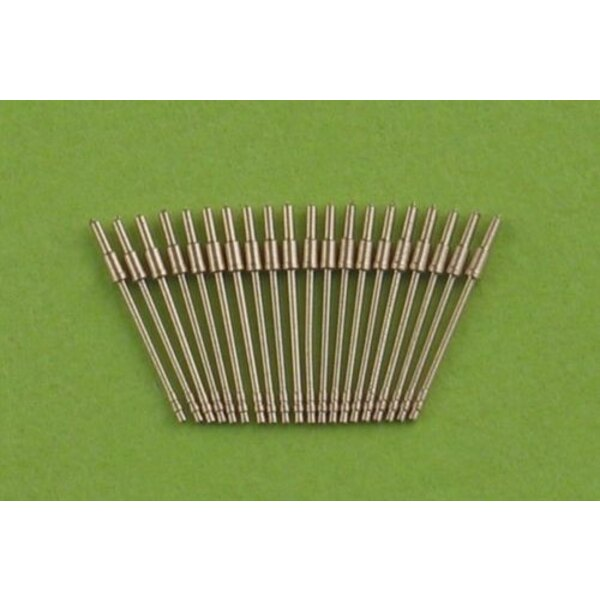 German 20mm/65 C/30 barrels (early type) (20pcs) - almost all German warships. Used in almost all German warships