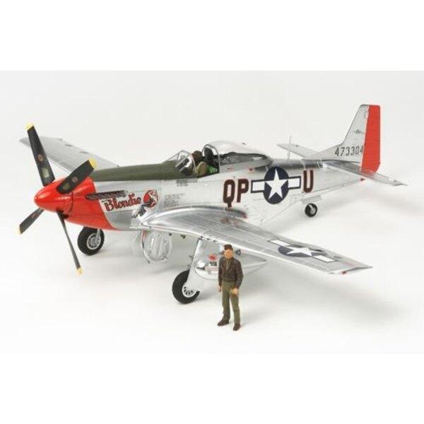 North-American P-51D Mustang Metal Plate LTD Edition