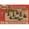paras allemands (2ème gm) x 24 figurines