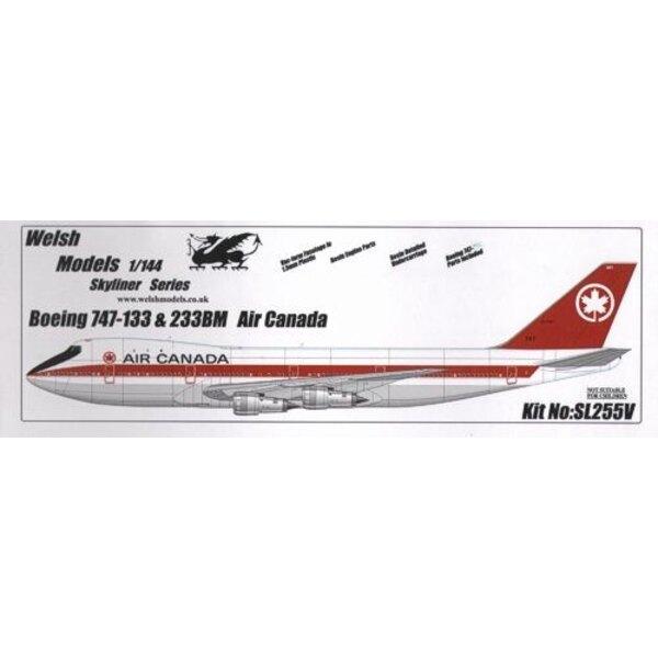 Boeing 747-133 & 233BM Air Canada