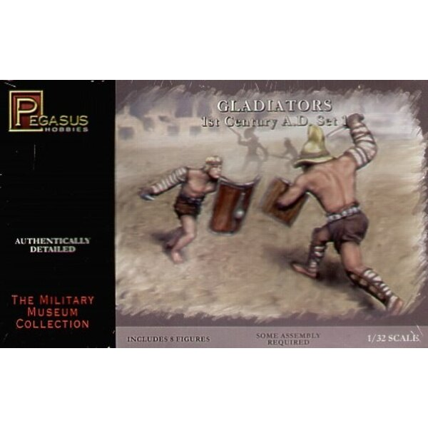 Gladiateurs Set #1