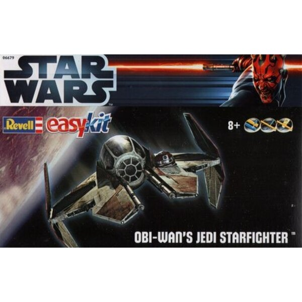Obi Wan´s Jedi Starfighter