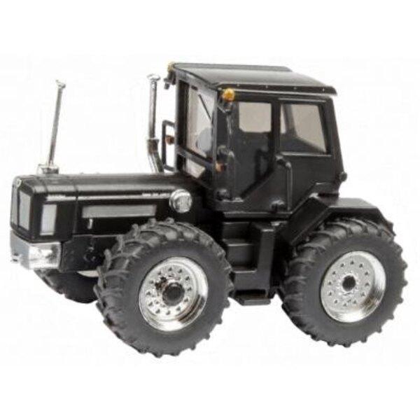 Black Schluter tractor