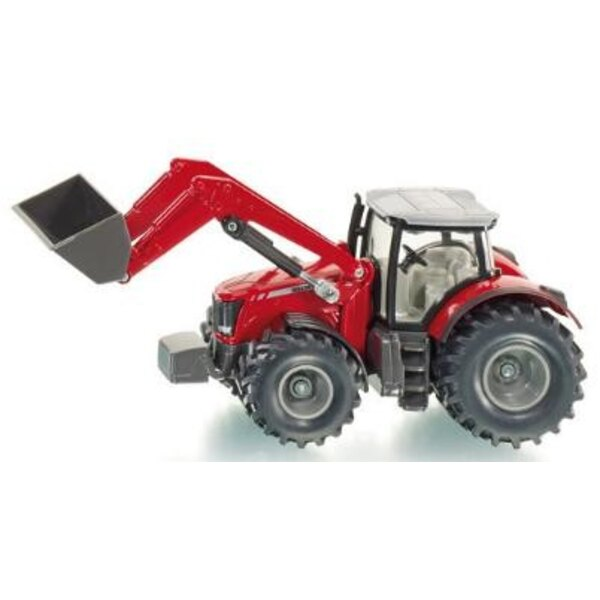 Massey Ferguson + Chargeur Frontal