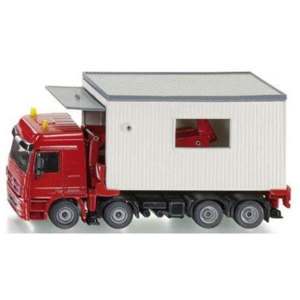 Camion Transport Garages