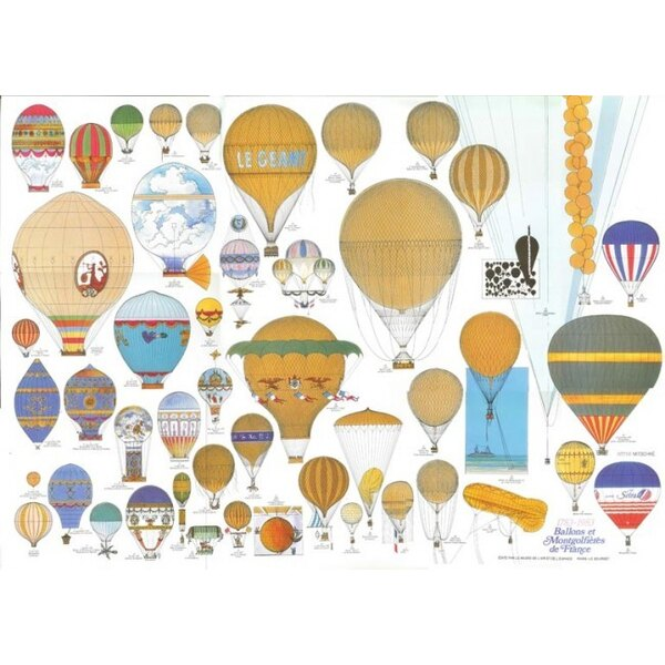Balloons and Balloons in France