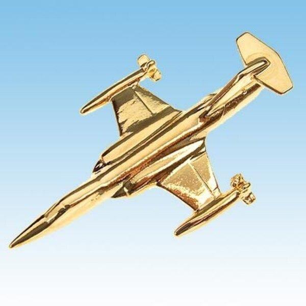 Pin's F-104 Starfighter
