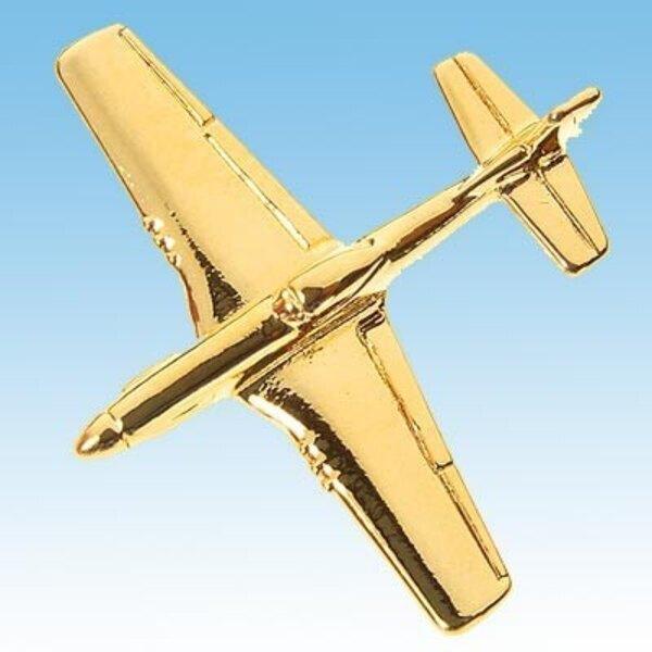 Pin P-51 Mustang