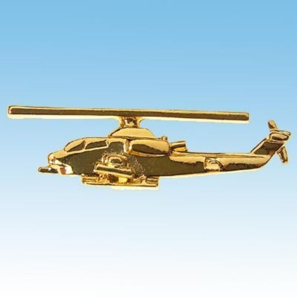 Cobra Helicopter Helicopter Pins