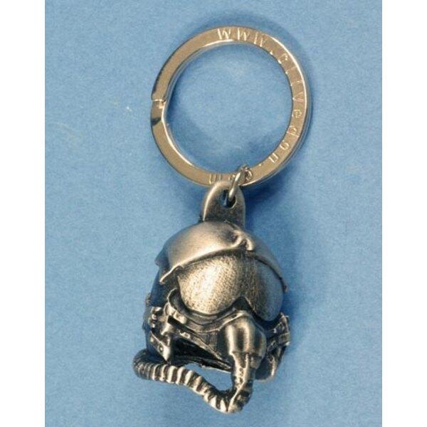 Keychain : Helmet / Pilot Helmet