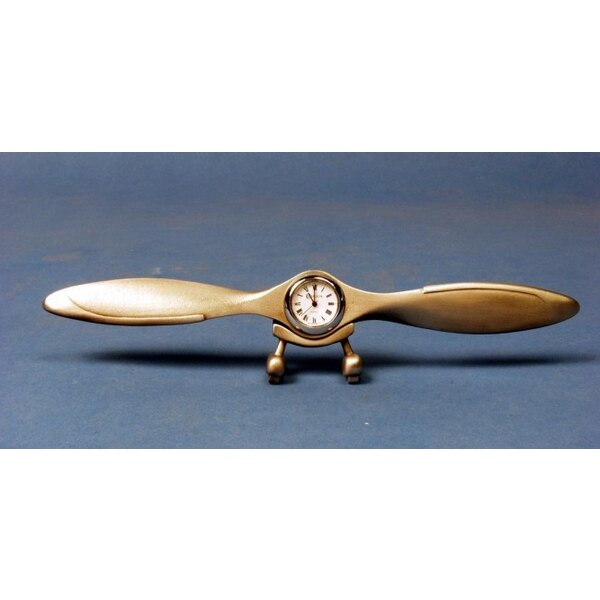Propeller Clock clock letter opener - Open Letter