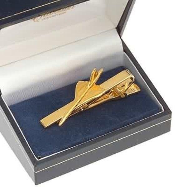 Tie clip : Concorde
