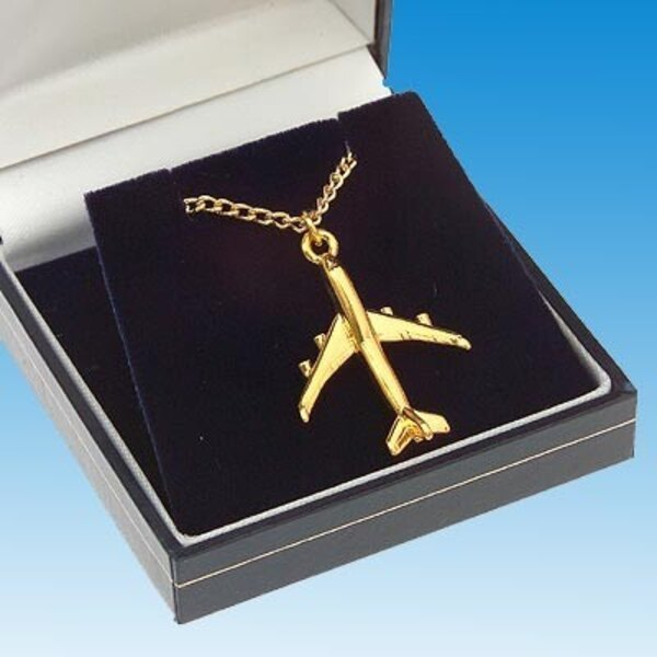 Collier / Pendant : Boeing 747-400