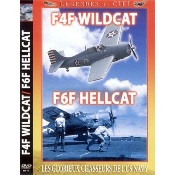 Livre F4F Wildcat & F6F Hellcat