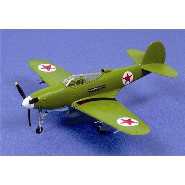 P-39N Airacobra CCCP Mjr VF Sirotin