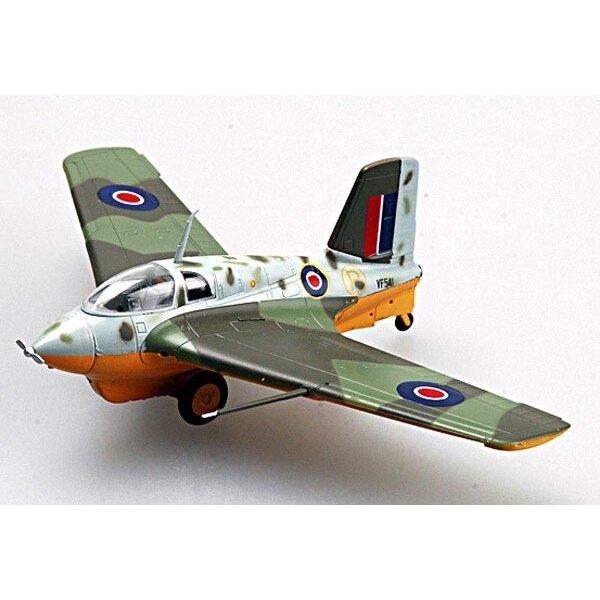 Messerschmitt 163B-1a - Captured RAF