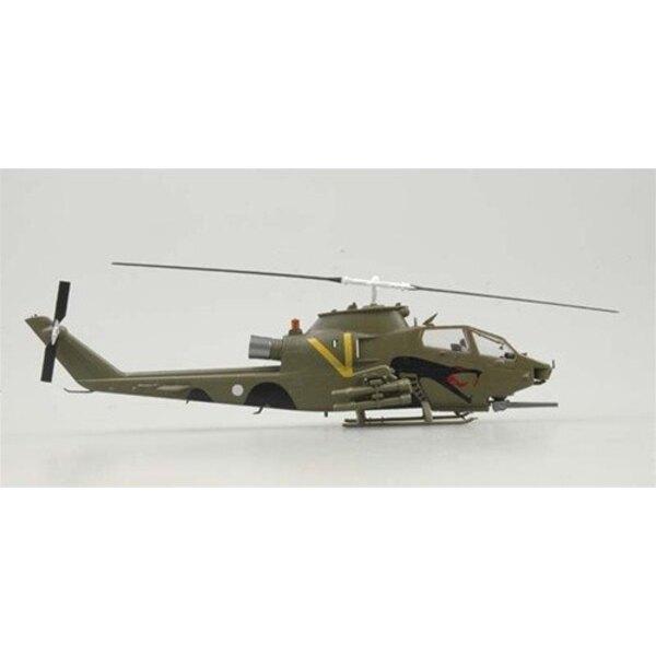 AH-1S Cobra-Israeli AF Sqd Southern Cobra