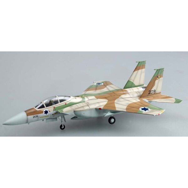 F-15I Eagle IDF Israeli No. 209