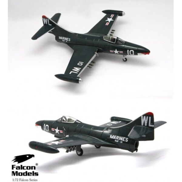 """F9F-5 Panther VMF-311 """"""""Ted Williams"""""""" USMC"""