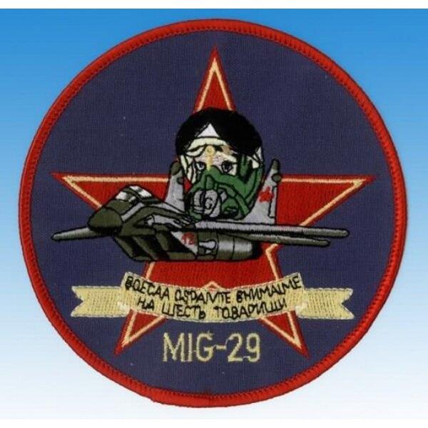 Patch Mig 29