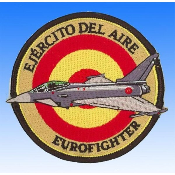 Patch Eurofighter Ejercito del aire