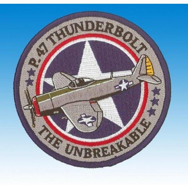 Patch P-47D Thunderbolt