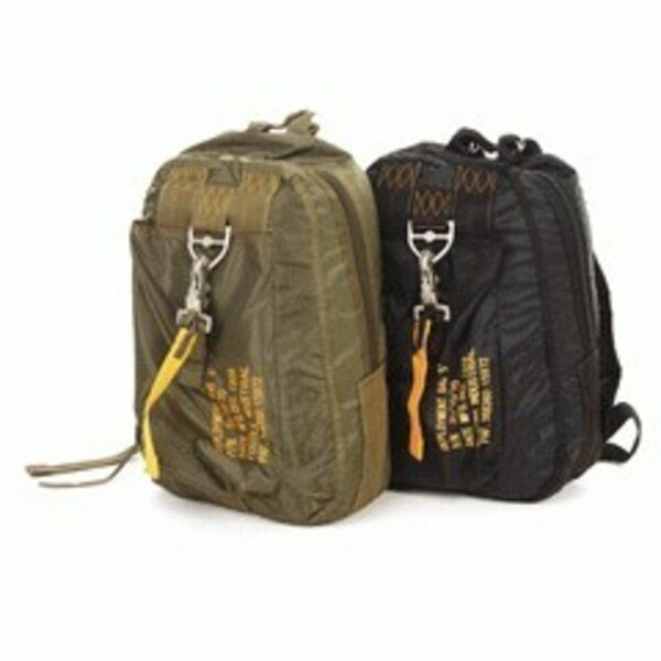 Backpack City / Town rucksack - Green / Black -