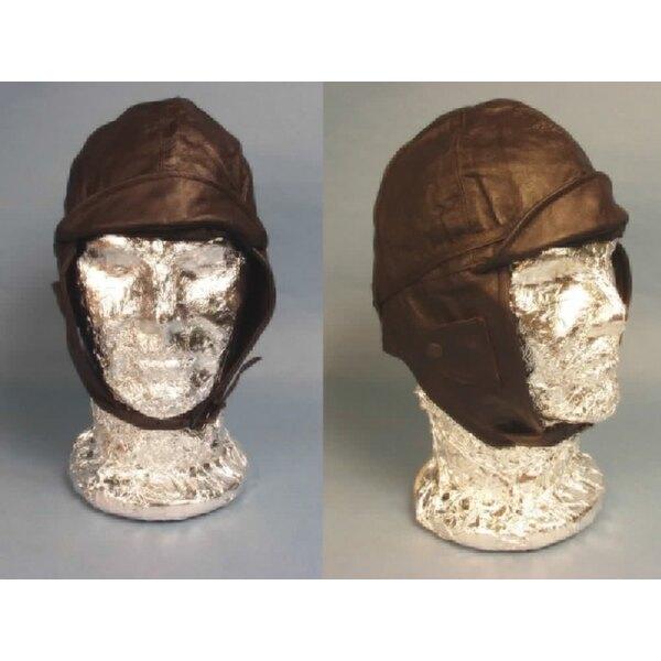 Headband Leather - Leather Helmet