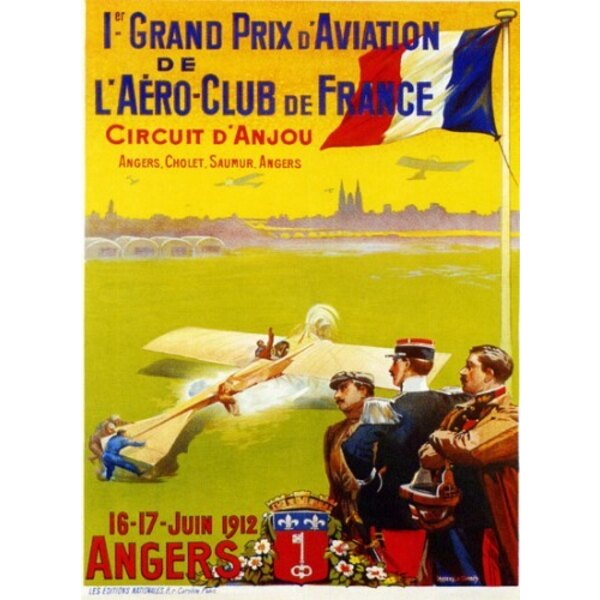 Meeting d' Angers 1912