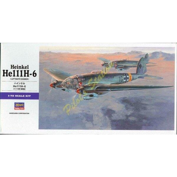 Heinkel He-111H-6