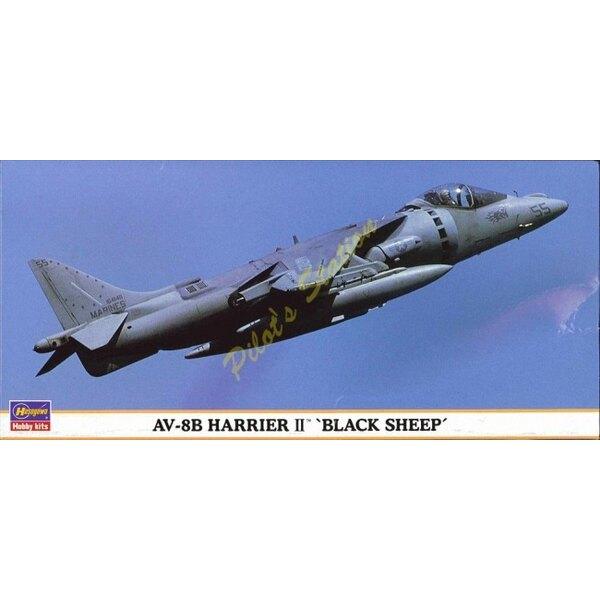 AV-8B Harrier II 'Black Sheep'