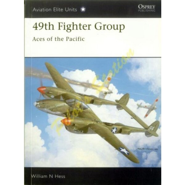 Aviation Elite Units 14 - 49th Fighter Group Aces