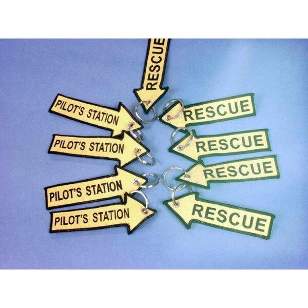 """Porte-clef """"Rescue"""""""