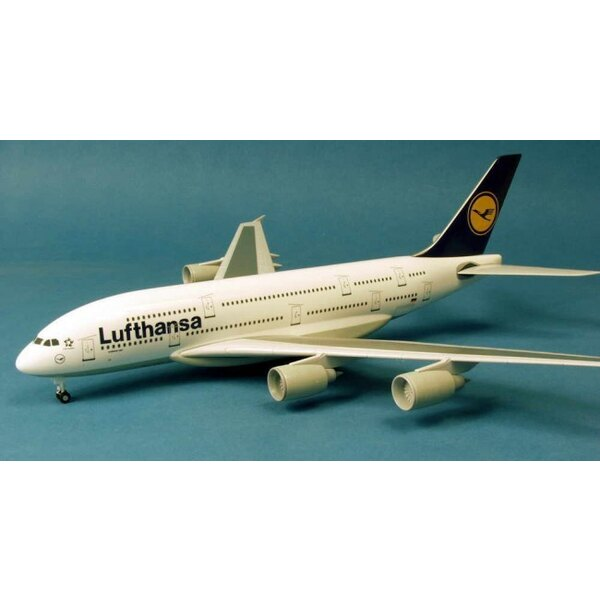 Lufthansa Airbus A.380-800