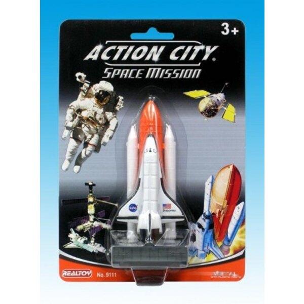 Space Mission: Shuttle & Launcher (24pcs)