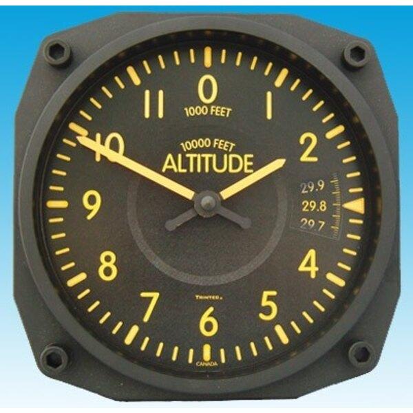 Horloge style Altimètre Vintage - Wall clock