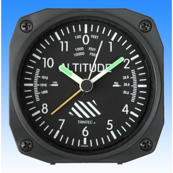 Réveil style Altimètre - Alarm clock