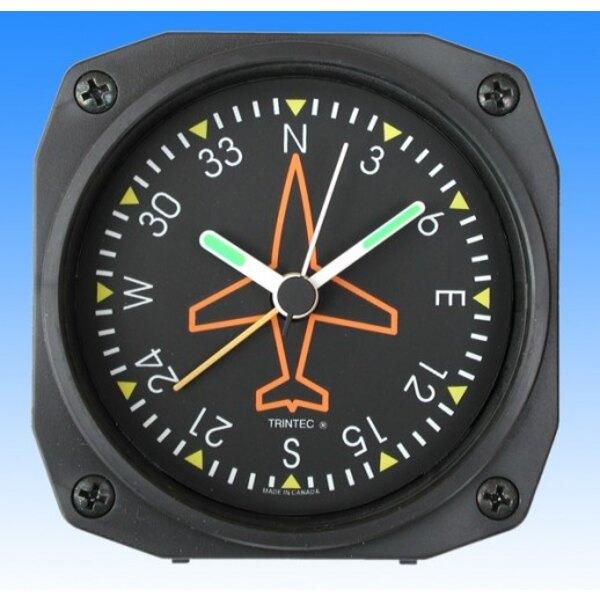 Réveil style Gyro - Alarm clock