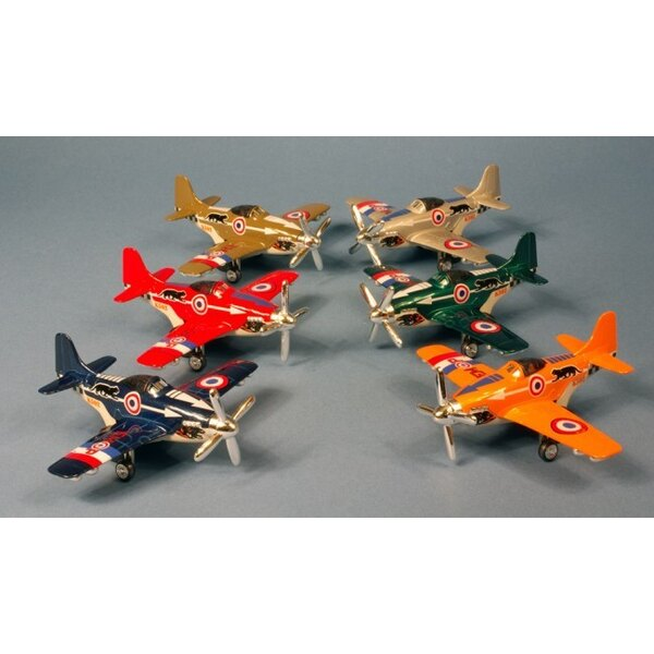 Air Chief Retrocfriction metal pull back action (1