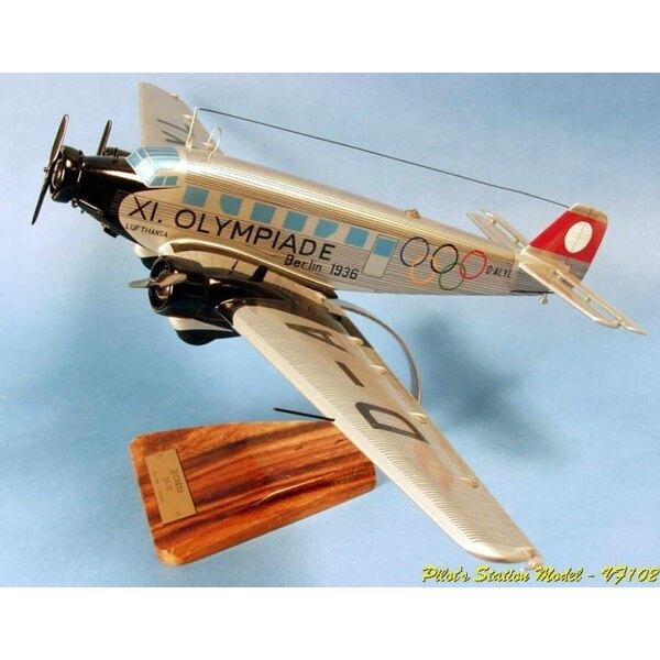 Junkers Ju-52/3m - IX Olympiad Berlin 1936