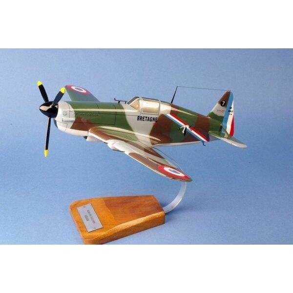 Morane Saulnier MS-406