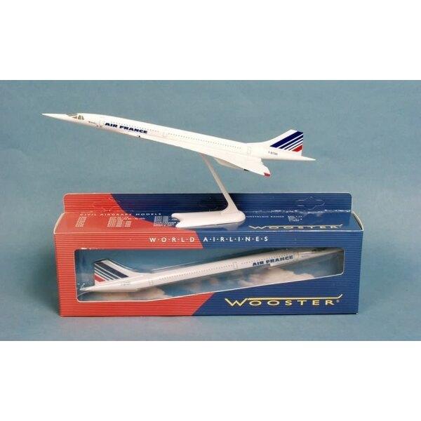 Air France Concorde F-BTSD
