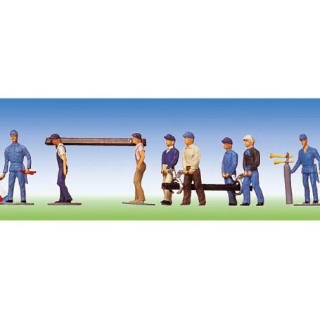 Constructeurs de voies