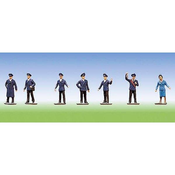 Personnel de train