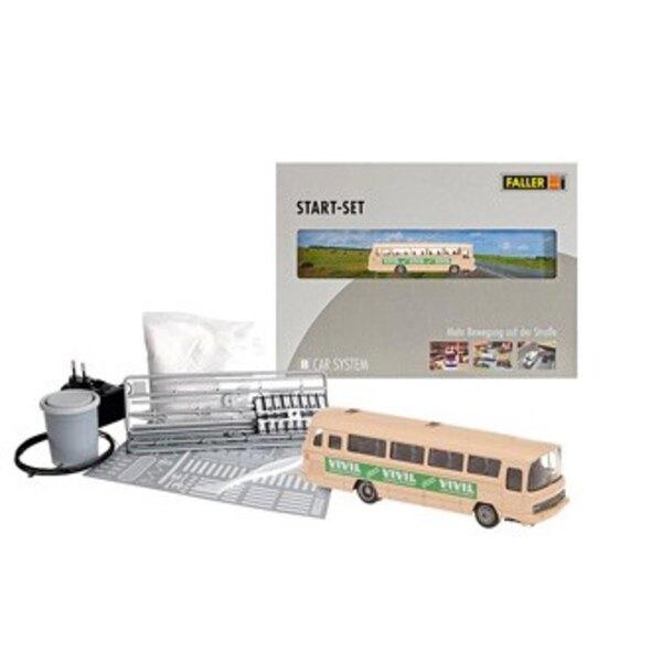 Car System Set de démarrage VIVIL Bus
