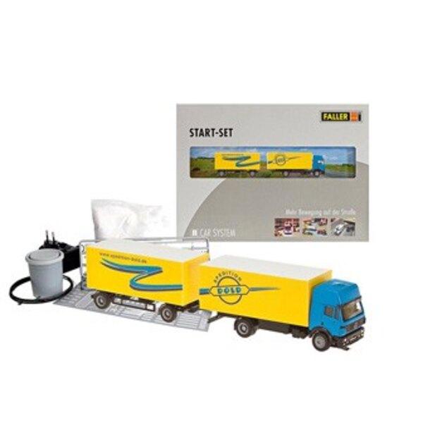Kit de démarrage Car System Camion remorque